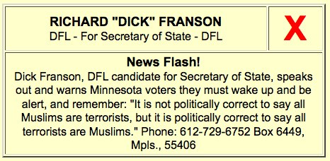 Dick_franson_files_for_secreta